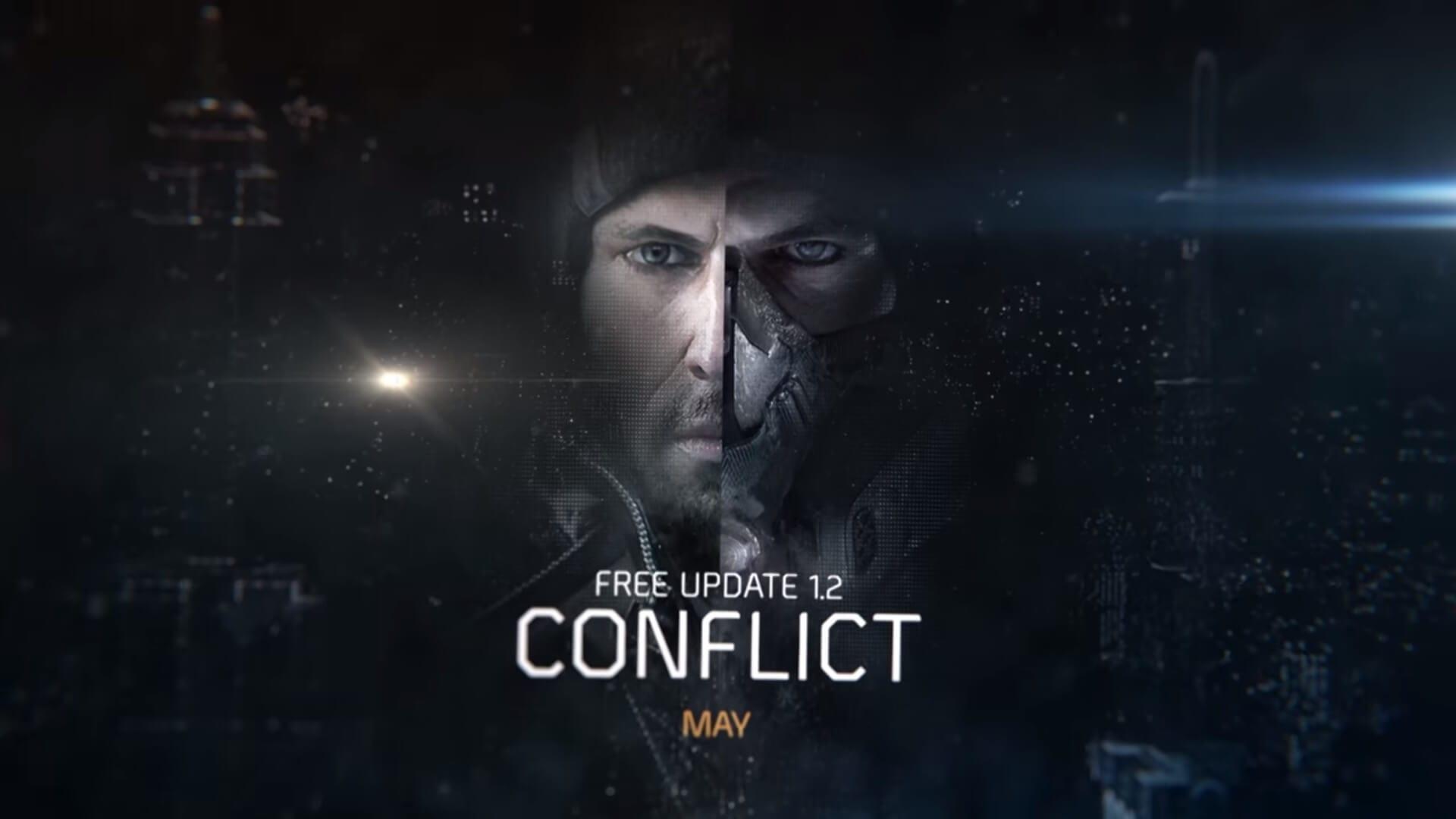 The Division – 1.2 Conflict Güncelleme Detayları