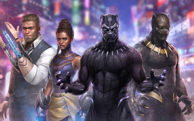 Black Panther (Siyah Panter) Hakkında İlginç Bilgiler