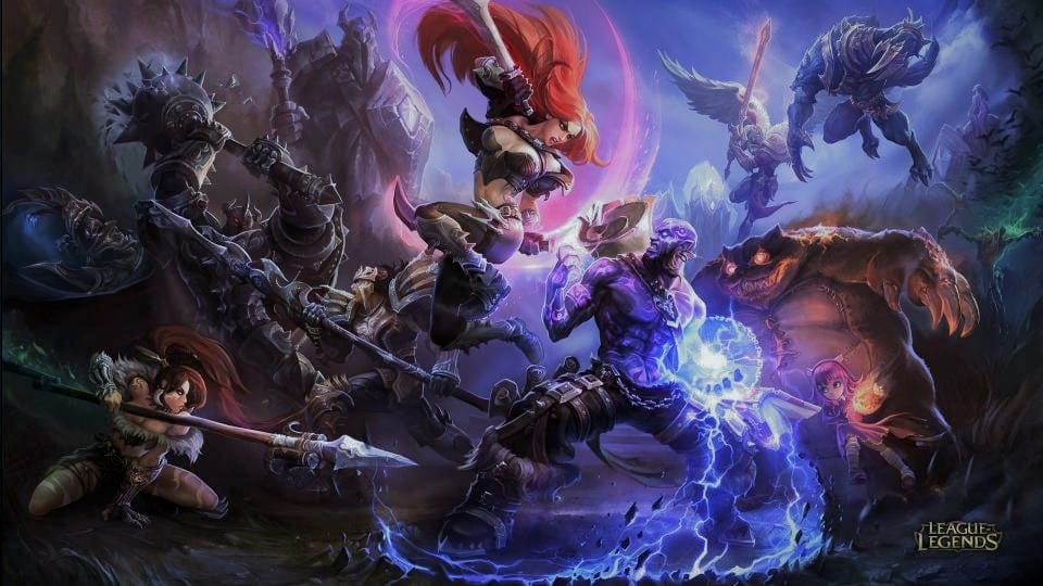 league of legends en iyi carry herolar sampiyonlar
