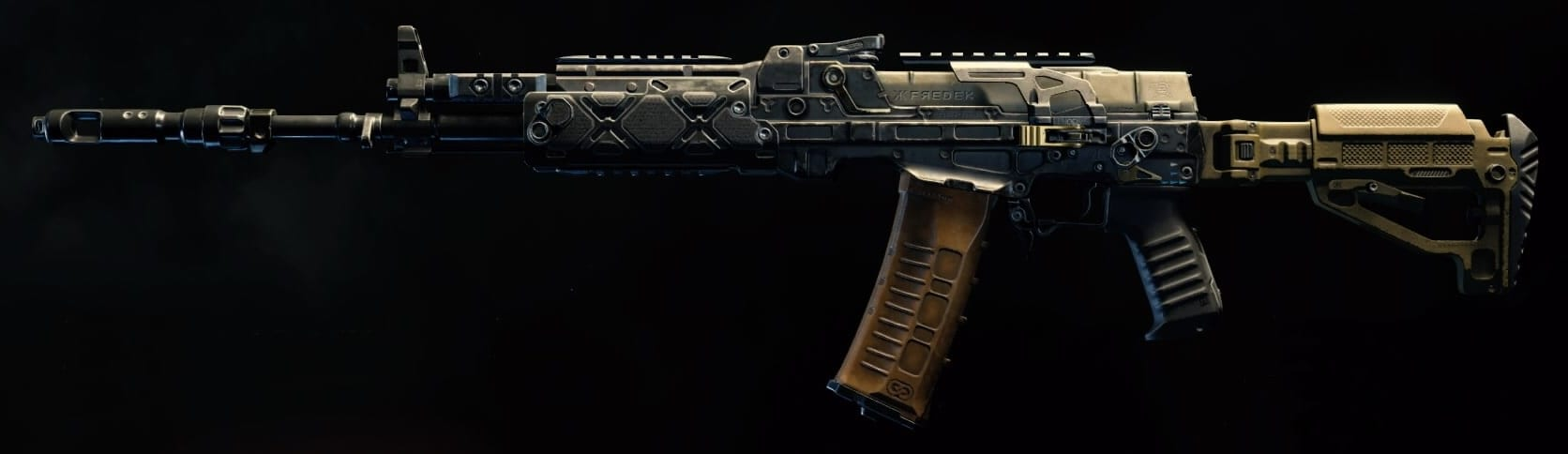 call of duty black ops 4 kn 57 silah