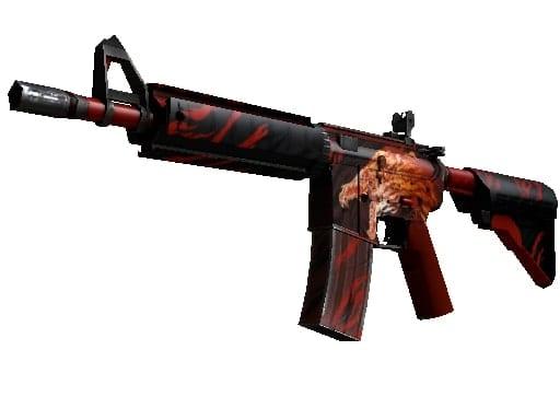 cs go saldiri silahi m4a4