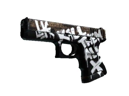 cs go en iyi tabancalar pistoller glock18