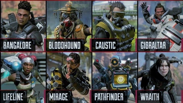 Hangi Apex Legends Karakterisin?