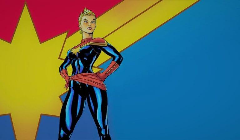 Captain Marvel – Hakkında İlginç Bilgiler