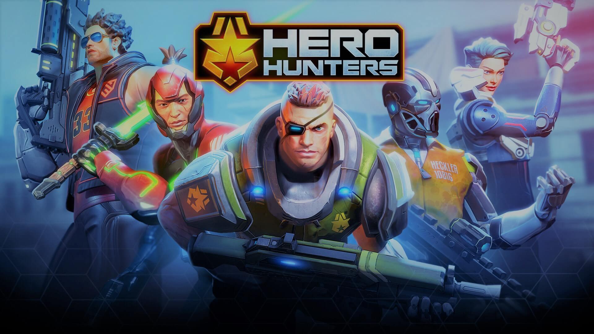 hero hunters baslangic rehberi taktikleri
