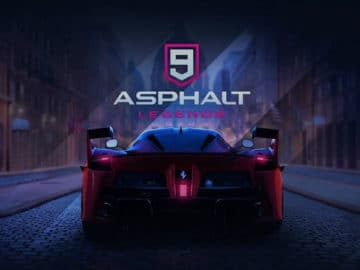 asphalt 9 legends en iyi sinif arabalari