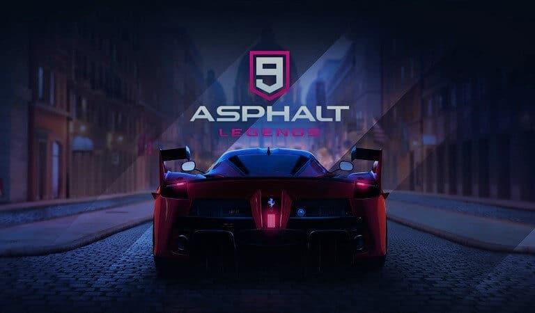 Asphalt 9 Legends – En İyi Sınıf Arabaları