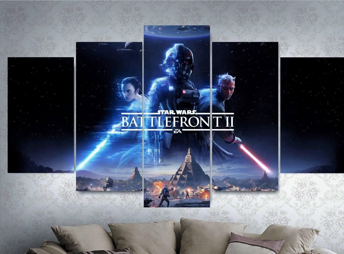 star-wars-hediyelik-tablo