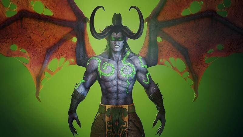 hearthstone demon hunter sinifi