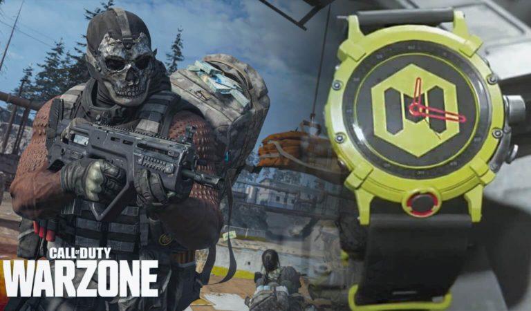 Call of Duty Mobile Saati Nasıl Alınır? : Warzone Saatiniz Olsun
