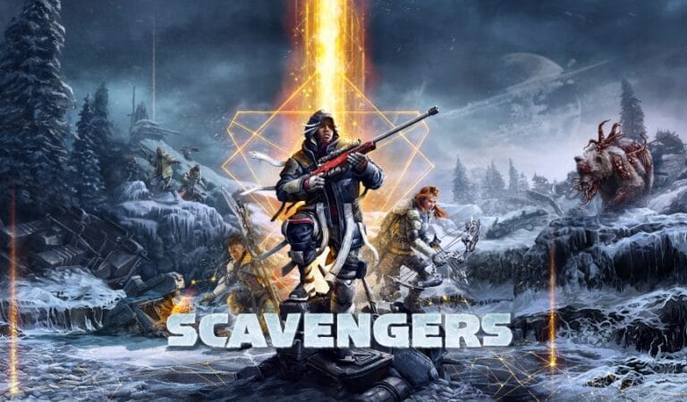Scavengers Başlangıç Rehberi, Taktikleri