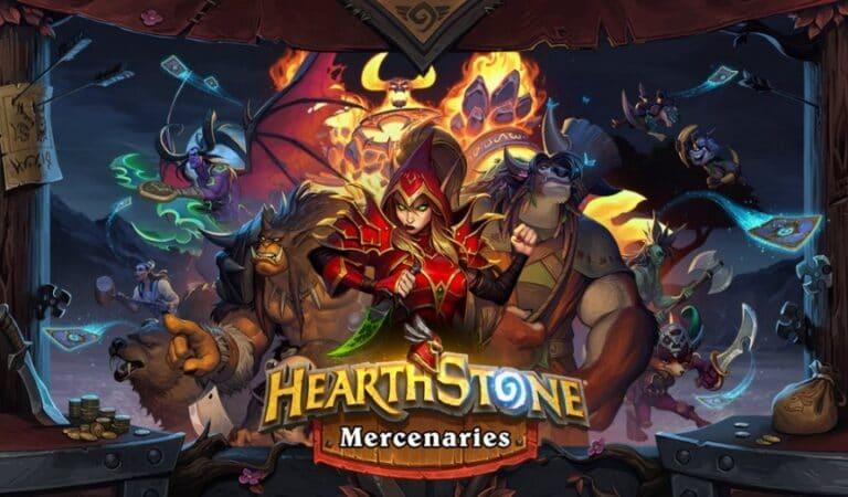 Hearthstone Mercenaries Başlangıç Rehberi : Yeni Oyun Modu